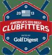 Golf Digest 2013 Americas 100 Best transparent.fw