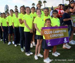 Inauguración de la XV Gira Infantil – Juvenil