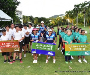 XVI Gira Infantil Juvenil 2017-2018 Inauguración