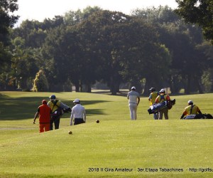 II Gira Amateur – 3° Etapa en imagene