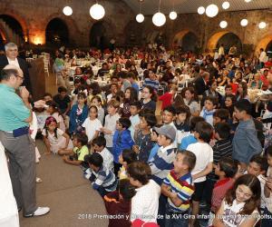 XVI Gira Infantil Juvenil Cena de Premiación y Clausura en imagenes