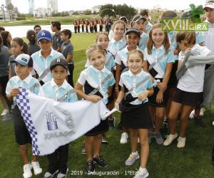 XVIII Gira Infantil Juvenil – inauguración