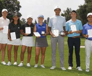 US Junior Amateur Championship y el US Girls Championship