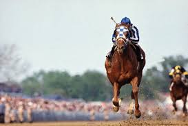 Secretariat and The Golf Swing