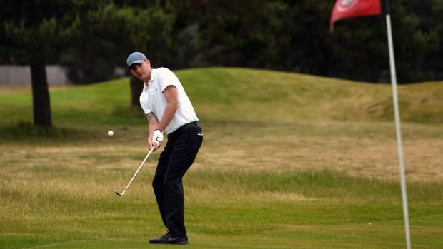 approché levée golf