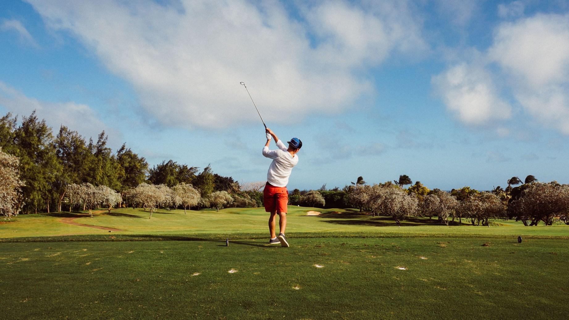 Commencer le golf