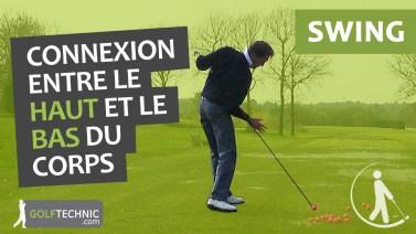 exercice de golf
