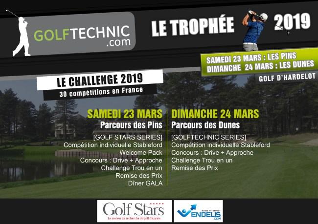 Trophée GOLFTECHNIC 2019