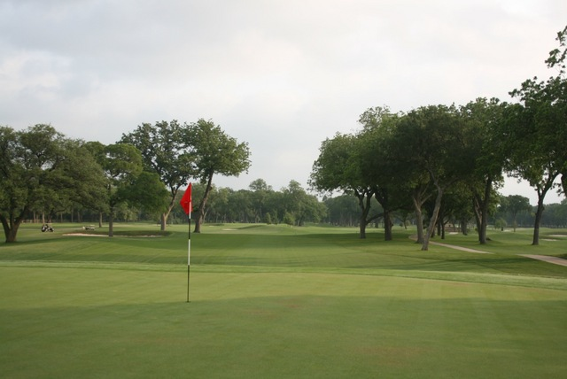 Image result for brackenridge park golf course