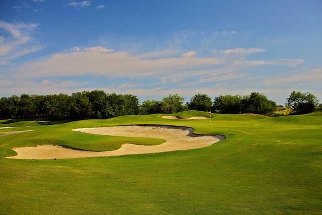 Tangle Ridge Golf Course In Grand Prairie