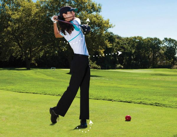 Women's Golf: I Want More Distance Now! - Golf Tips Magazine