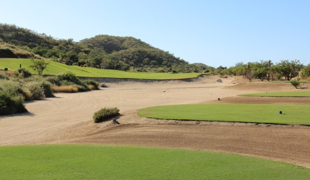 Palmilla Golf Club Review and Photos   Golf Top 18 Palmilla Golf Hole  2 Picture
