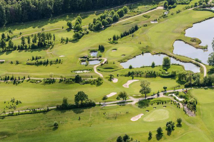 Brzeno Golf course