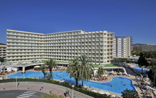 hotel overzicht