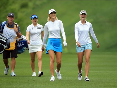 only 24 percent of golfers are women 18birdies lpga tour partner to do something about it golfwrx