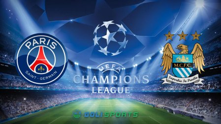 Champions League: PSG VS Manchester City - Goli Sports