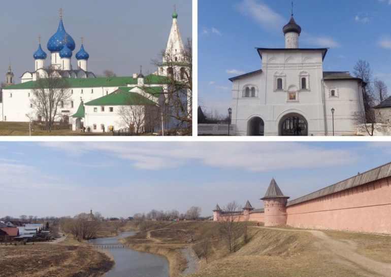 Soezdal Rusland Kremlin