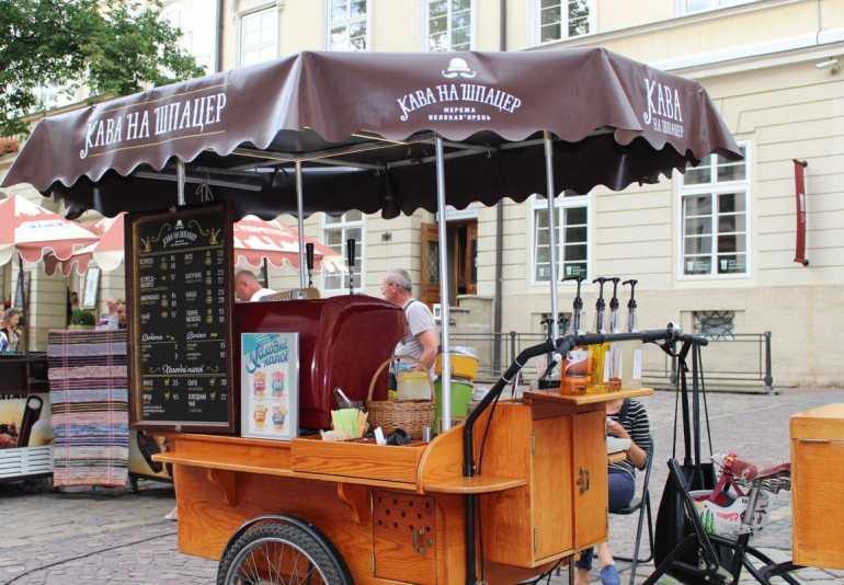 Coffee lviv
