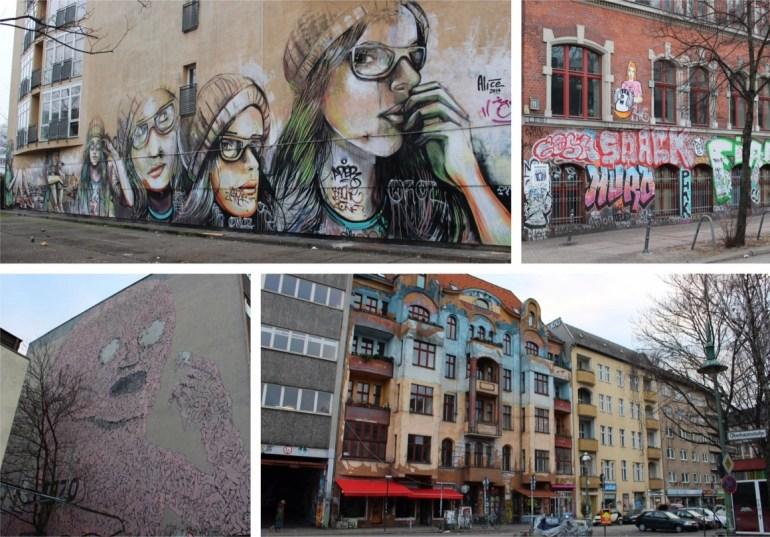 Streetart Friedrichshain