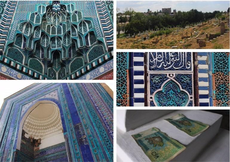 Samarkand Shah i zinda