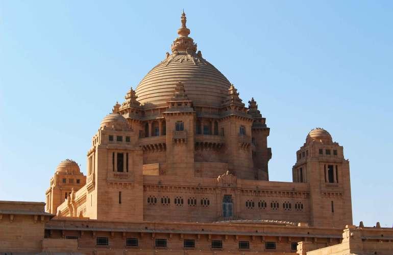 Jodhpur India palace