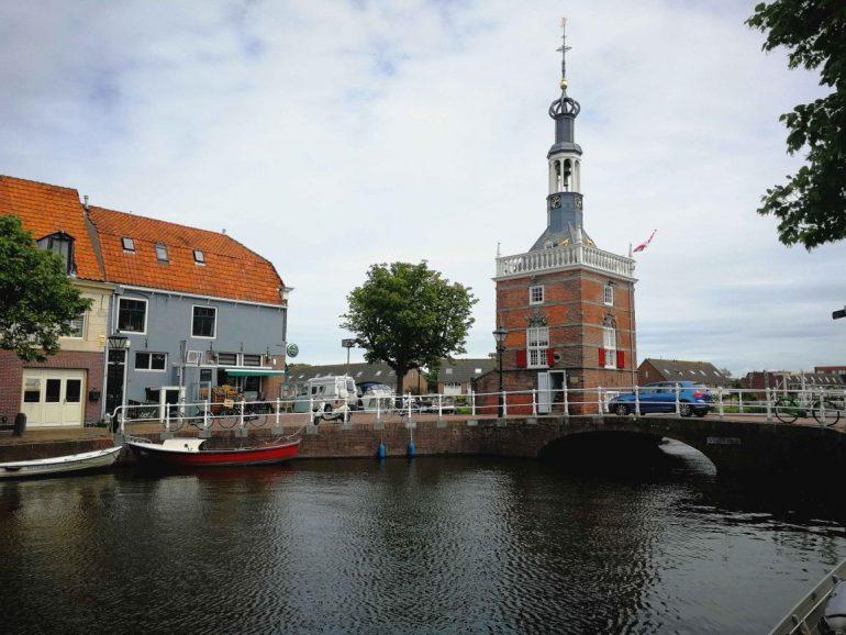 Accijnstoren Alkmaar nederland