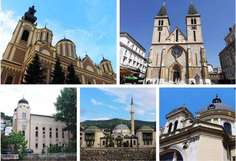 Sarajevo Bosnia religions