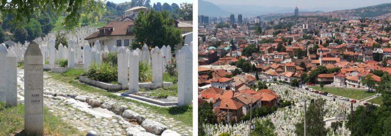 War Cemetaries Sarajevo