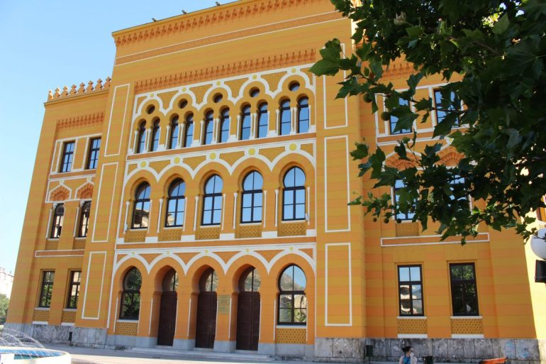 Gimnazija Mostar Bosnia