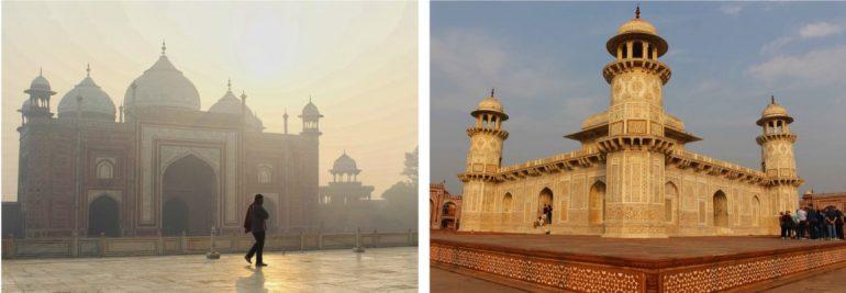 Agra Taj Mahal India 3-week itinerary