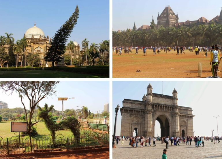 Mumbai India Azie