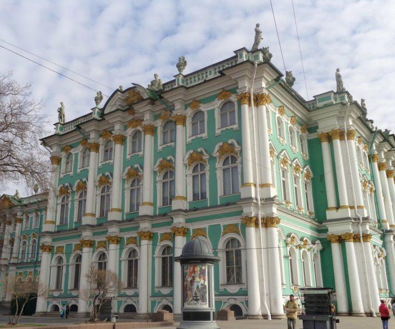 Sint-Petersburg Rusland