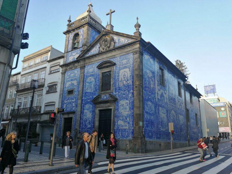 Capela das Almas Porto Portuga;