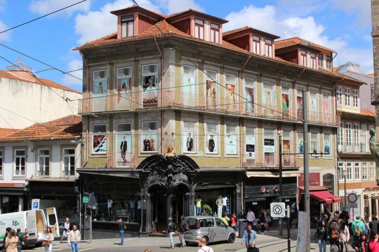 Art Nouveau Porto