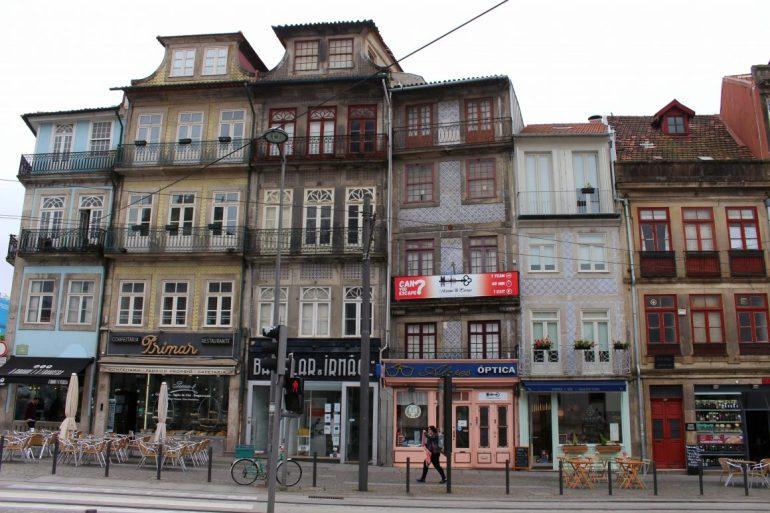 Porto Portugal pandjes