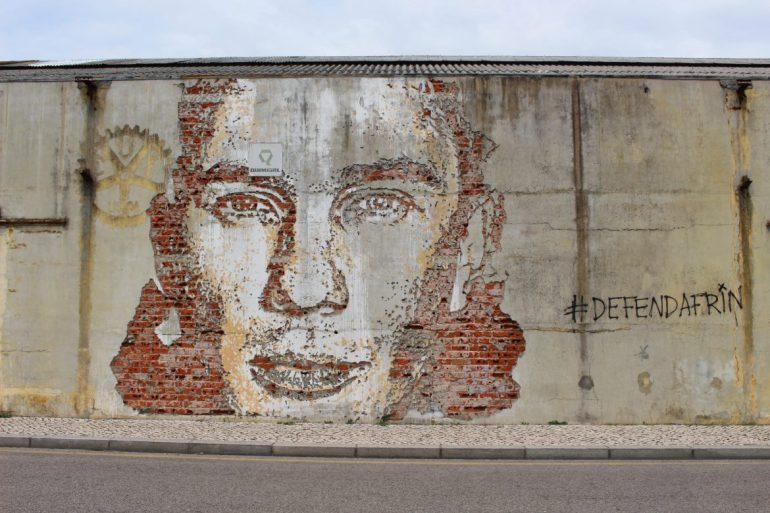 Street art Vhills Aveiro