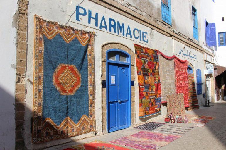 Pharmacie Morocco Essaouira
