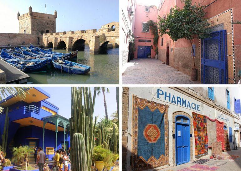 Marokko Essaouira Marrakech
