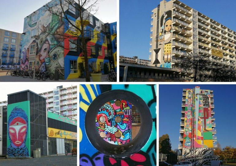 Street art Amsterdam Zuidoost