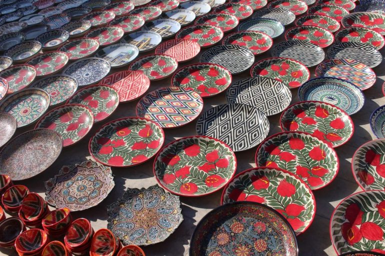 Souvenir Uzbekistan