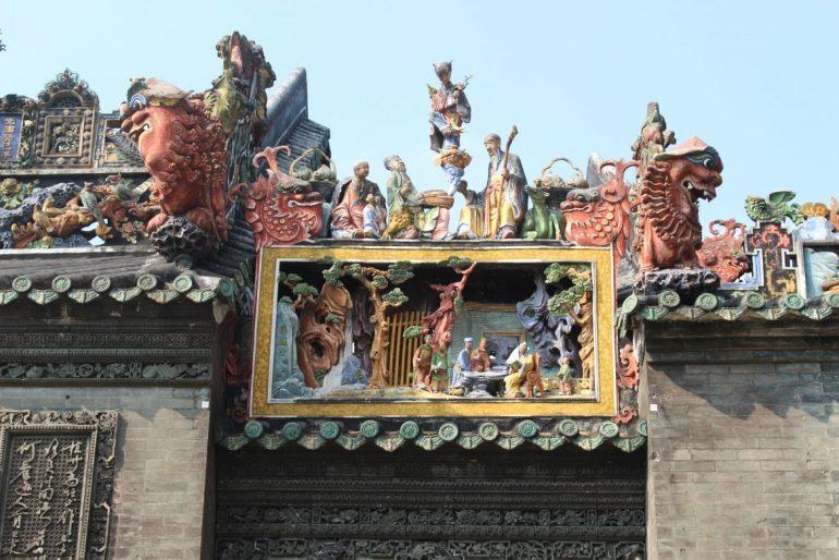 Guangzhou tempels