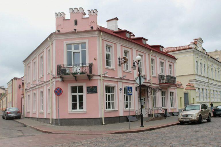 Architecture Belarus Grodno