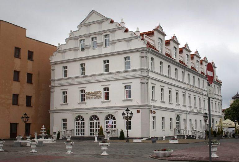Architecture Grodno Belarus