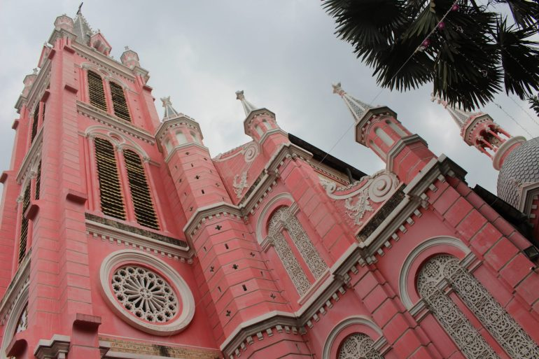 Ho Chi Minh City Pink Church