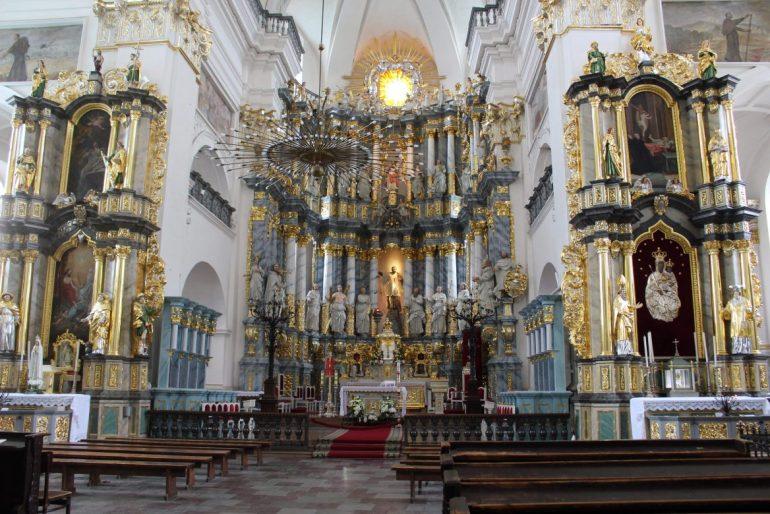 Jesuit Cathedral Grodno
