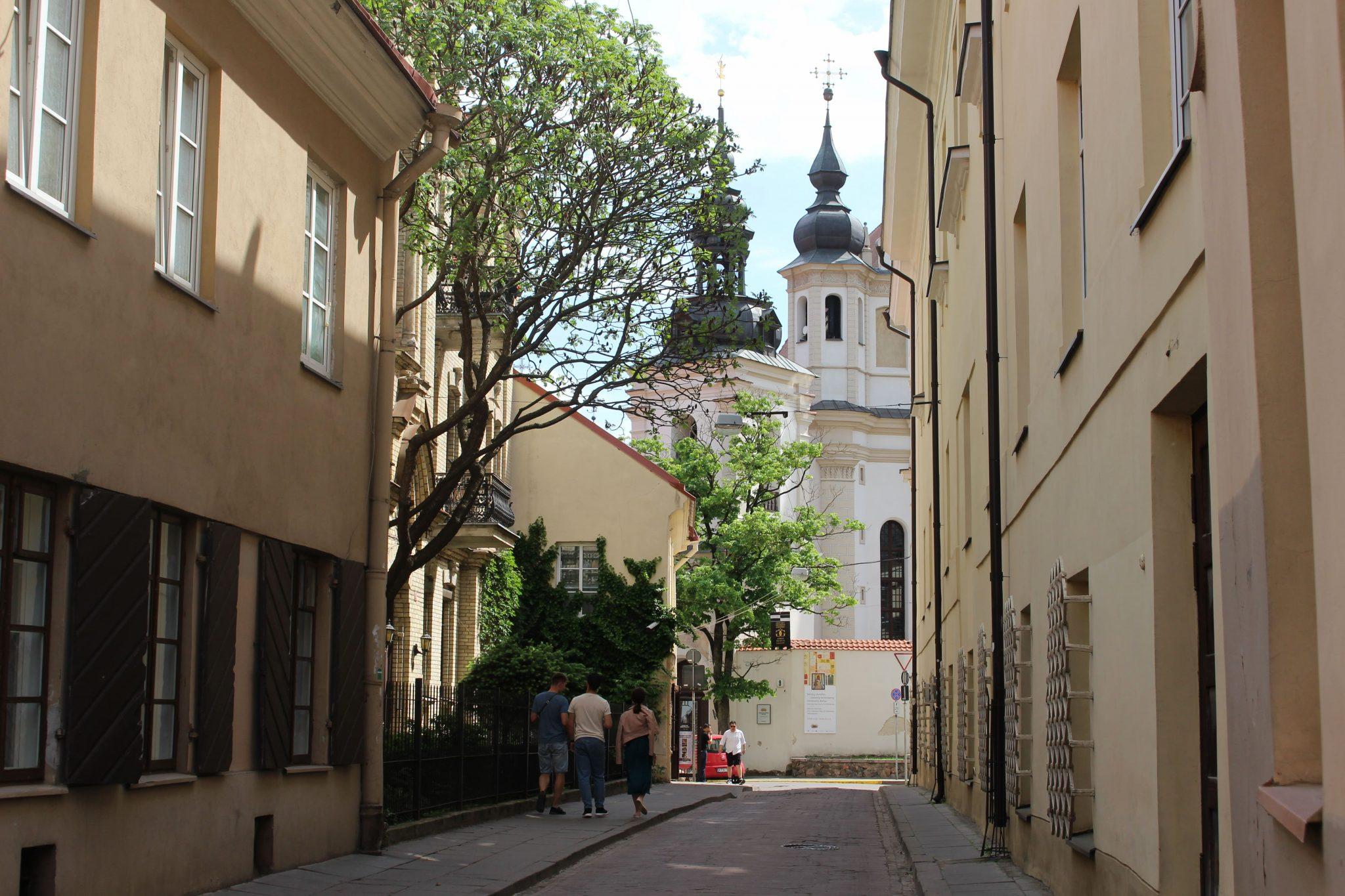 Kerkenstad Vilnius