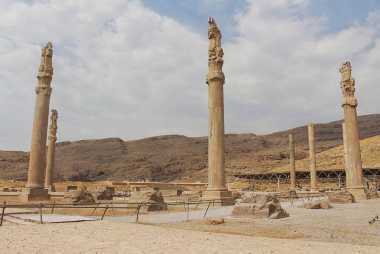 Persepolis visit