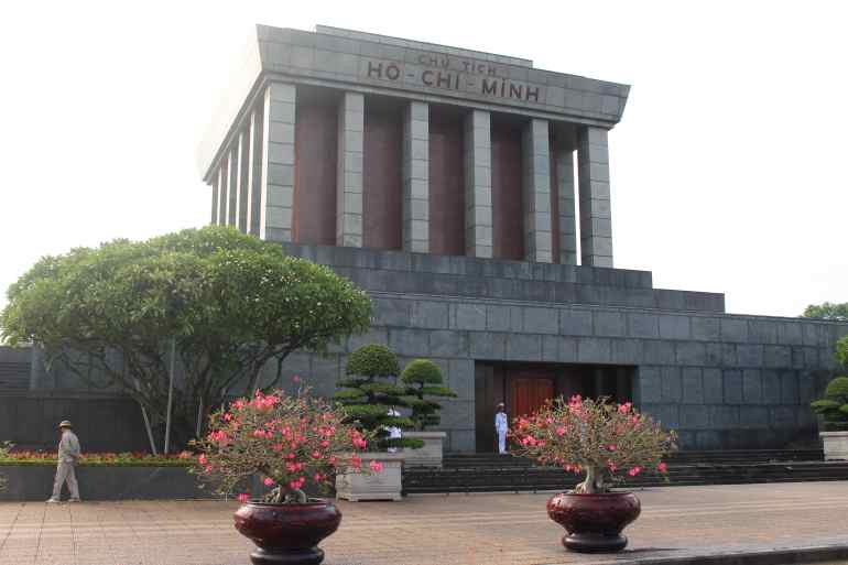 Hanoi things to do Ho Chi Minh