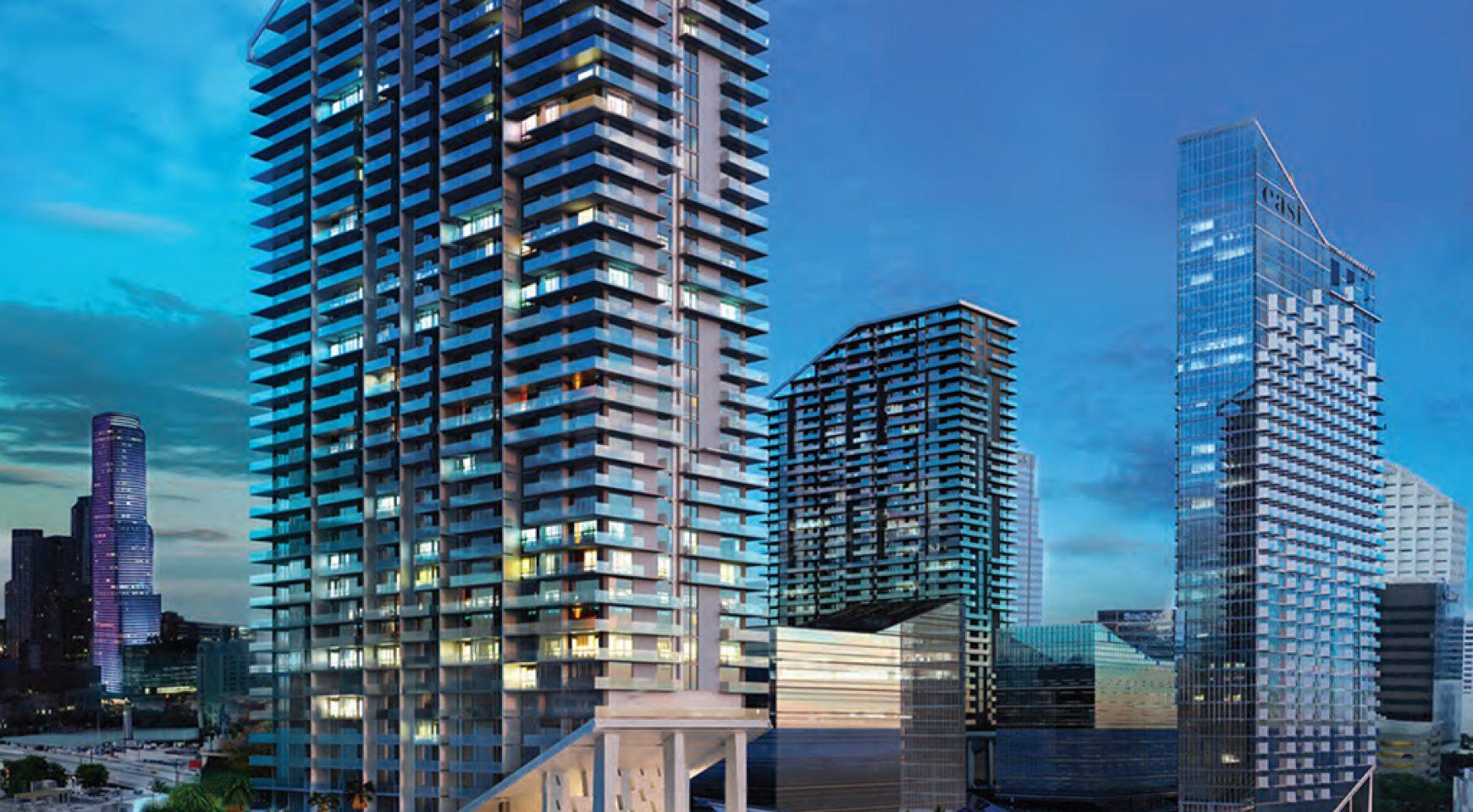 Rise Brickell City Centre Residence Spotlight 2 Bedroom