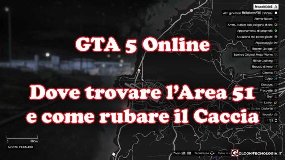 come rubare caccia gta 5 online